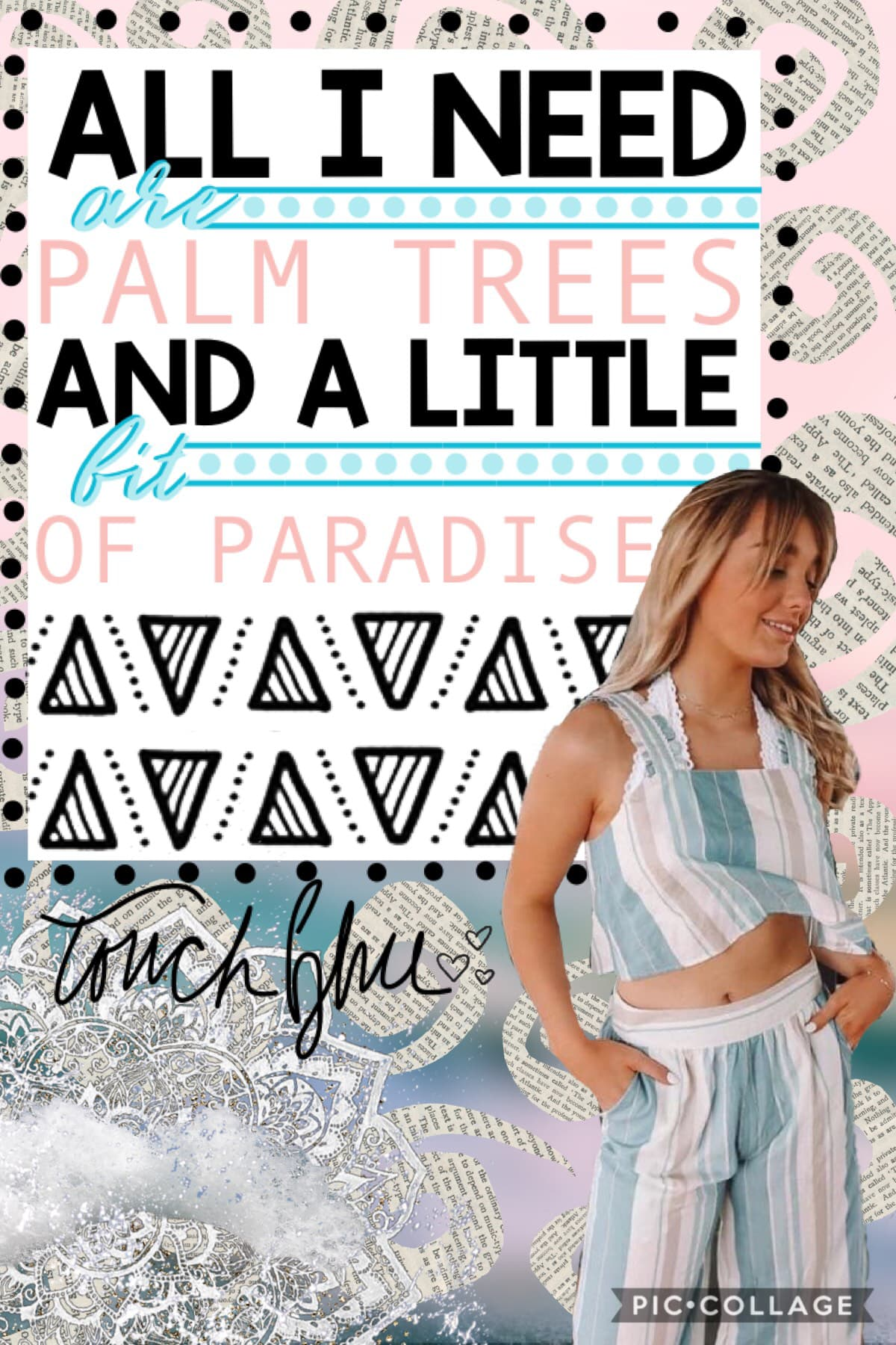 🌴 tap 🌴 I'm back with an old theme!!! Do you guys like it? Rate 1-10.   Qotd- what do you think of the new layout pc did? Aotd- I'm not a big fan 😂 I'm just so used to the other way that this is hard for me hahahha