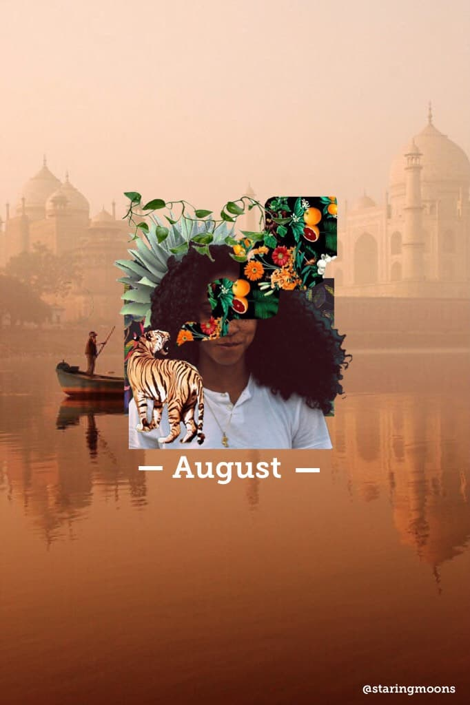 July was such a hard month for me and my family. I'm glad to be turning over a new leaf because goodbye July  and hello August ☺️