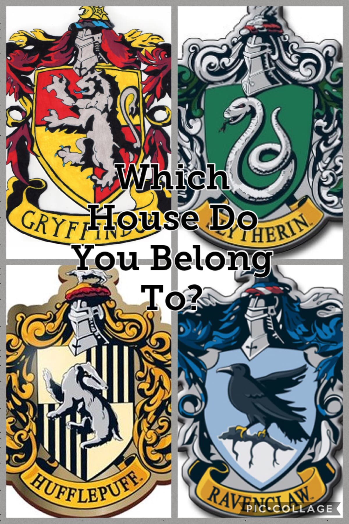 Comment which house u r in!! if u don't know and r a harry potter fan, take an online quiz now!⚡️