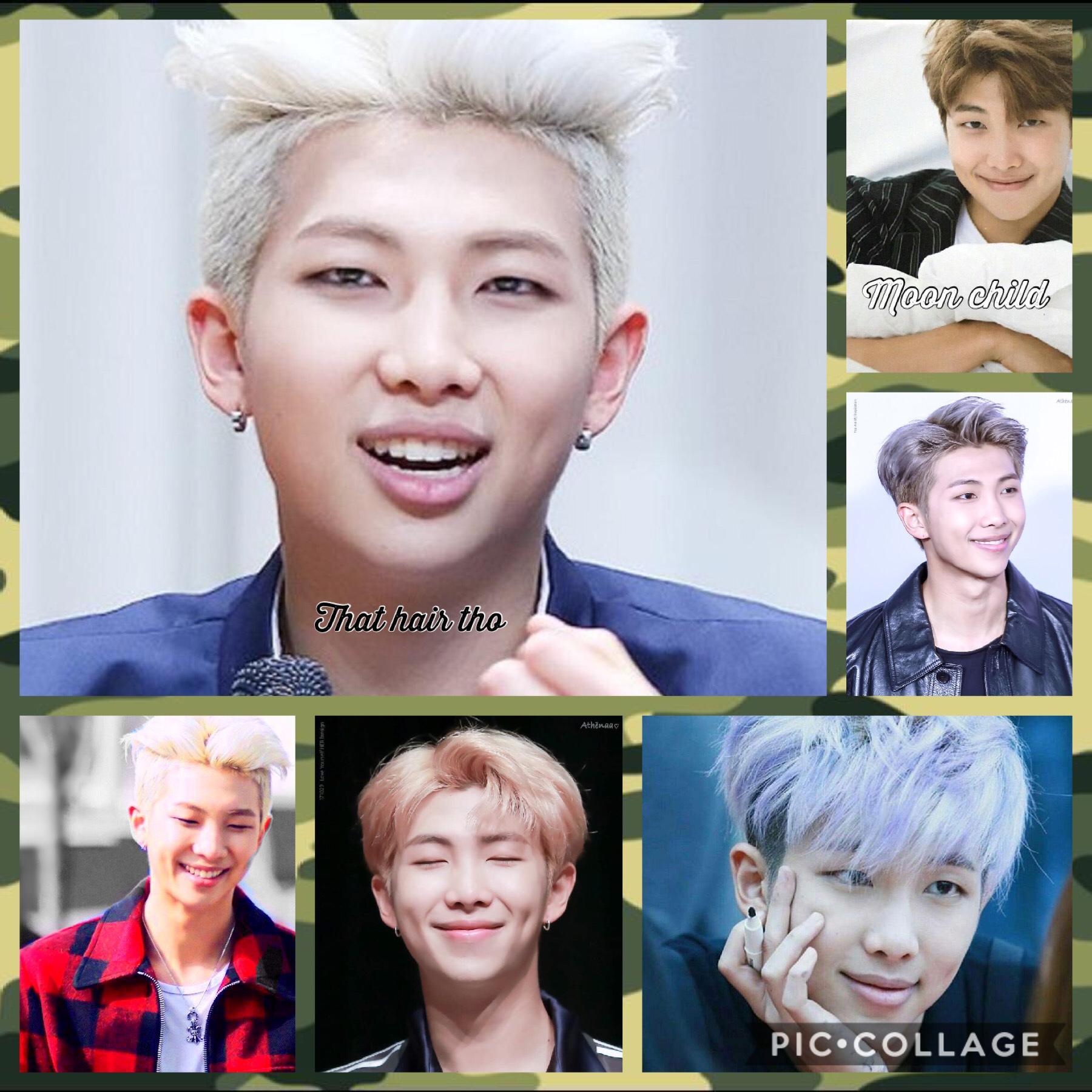Who else's bias is RM/NAMJOON!!!