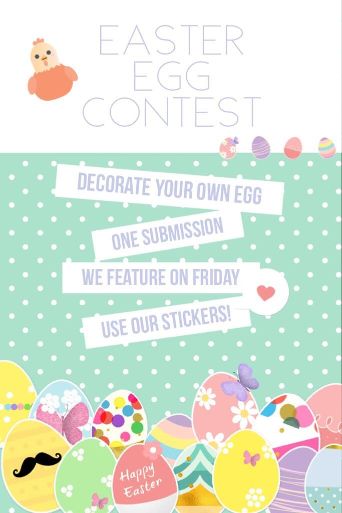 Easter Egg Contest!