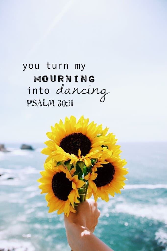 psalm 30:11 ; how are you guys doing? i've missed you all