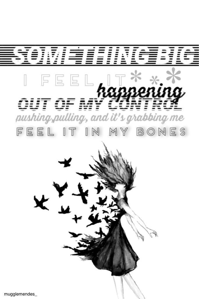 """🎵""""Something Big""""- Shawn Mendes"""
