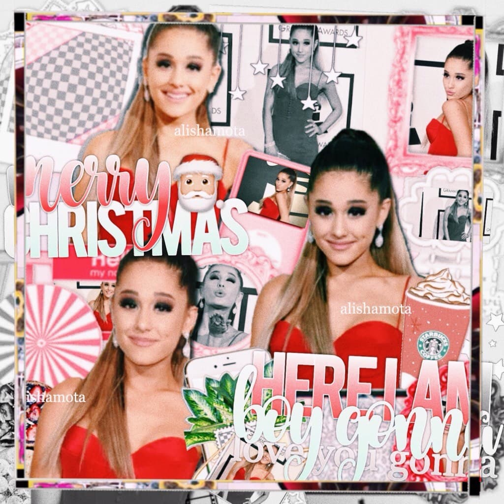Hey👋Read The Comments & Yay a Christmas Themed  Edit, lol I know a bit late but whatever😇Rate 1-10💖😘✨💦