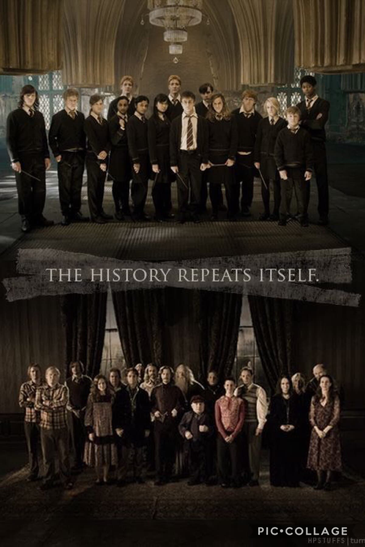 Dumbledore's army/Order of the Phoenix
