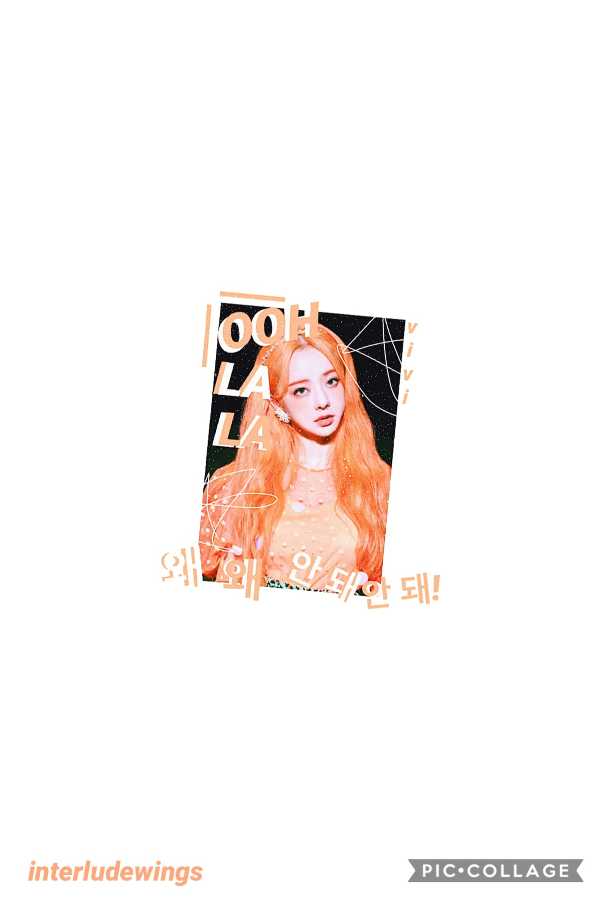 🍊 open 🍊 vivi~loona  i can't believe i'm posting more than one time in a month lol school has really been taking a toll on me lately 🥴