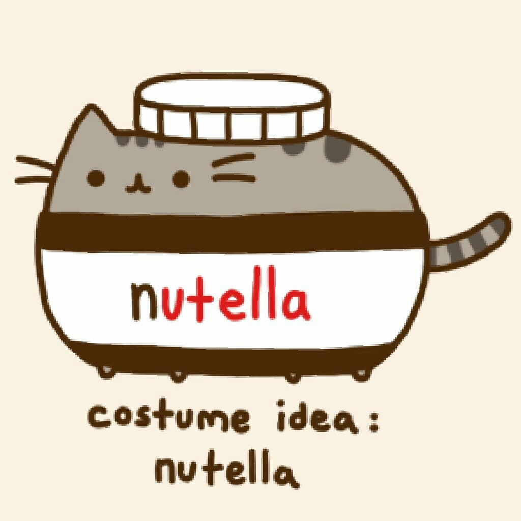 Awww!  How many likes for Pusheen cat? xxx