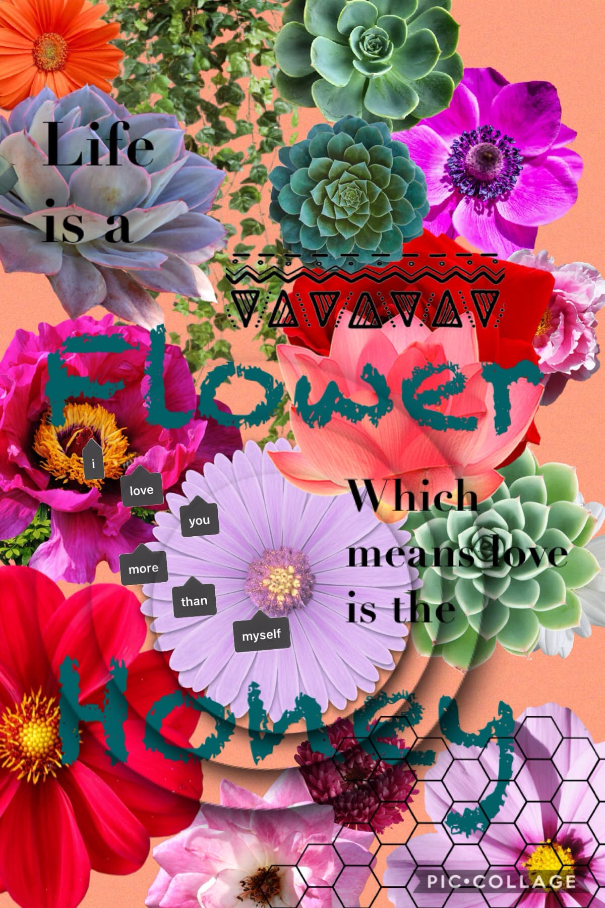 Tap Inspired by fun-life  This turned out pretty nice in actually proud of myself because it took a lot of work!!!!! QOTD:🌼or🌺ATOD:🌼