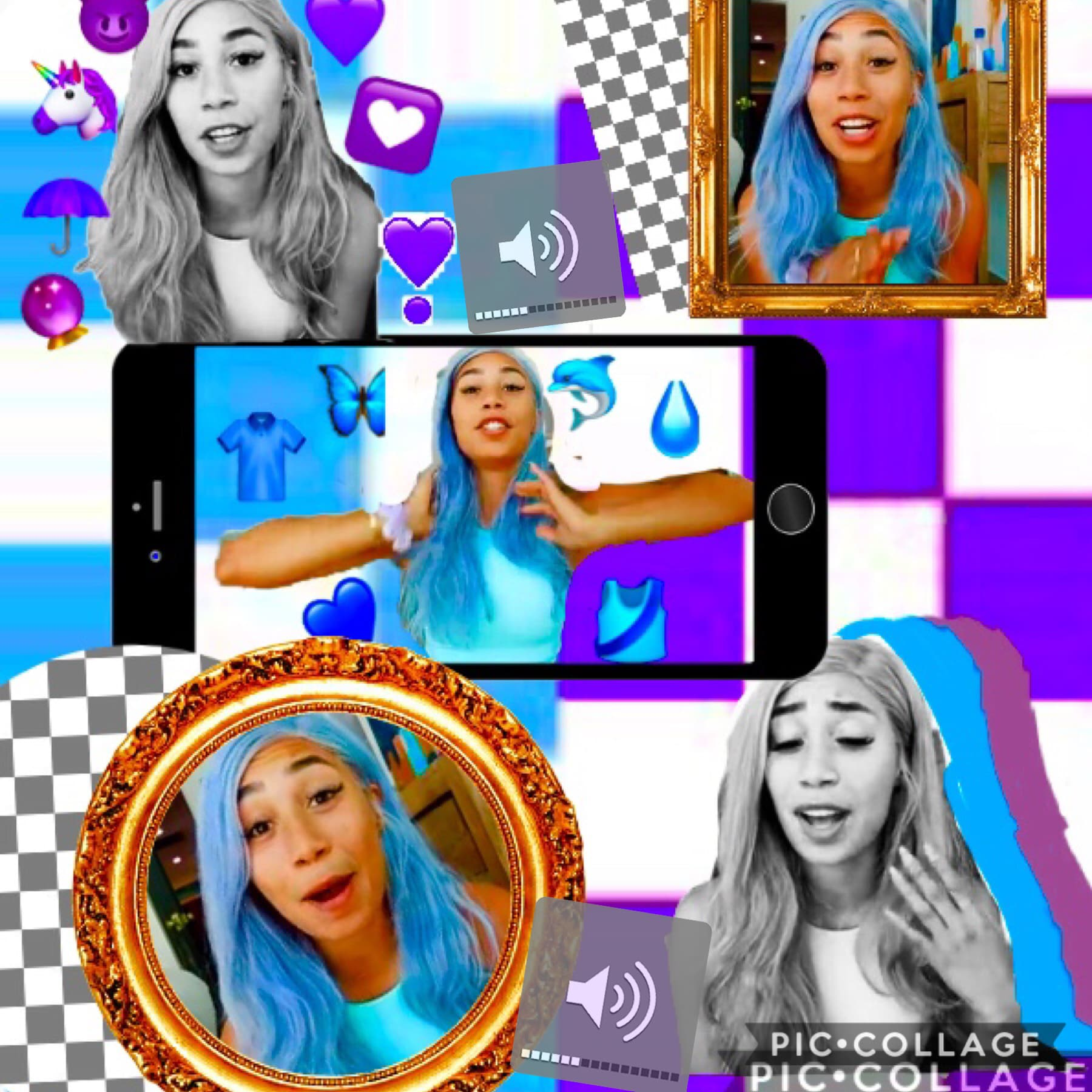 😱💜💙TAP💙💜😱  OMG THIS IS BEAUTIFUL!!!!unfortunately this theme is  done I'm sry it takes very long to do so ya I will be doing a very new type of theme I will be doing 4 colloges in this new theme!!!byee love u beautifuls