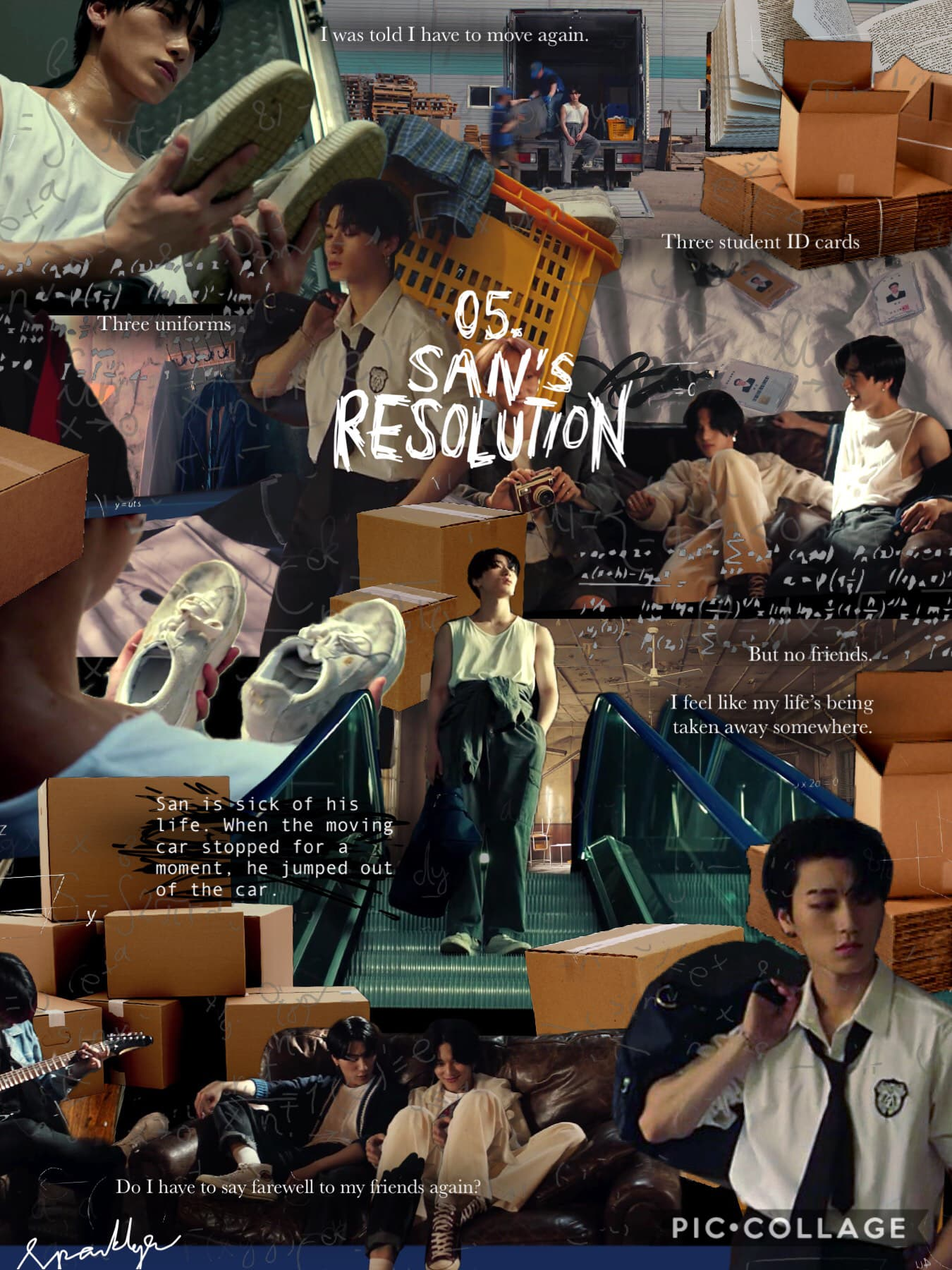 """[6/10] 05. """"San's Resolution"""" 