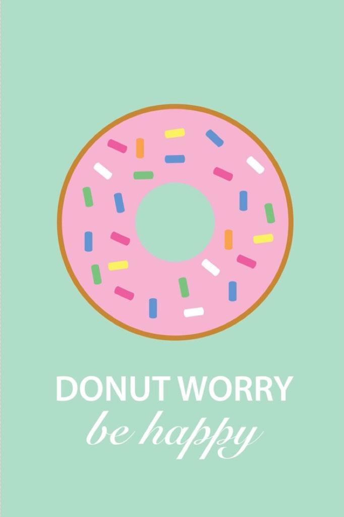 Donut worry!🍩