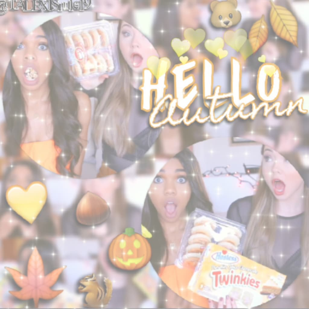 🎃CLICK HERE🎃 🎃 HALLOWEEN 🎃 6/8 🎃 Hey guys it's Alexis x hope u like this x I quite like it xx I'm at Talithas house right now and made this on the way down xx