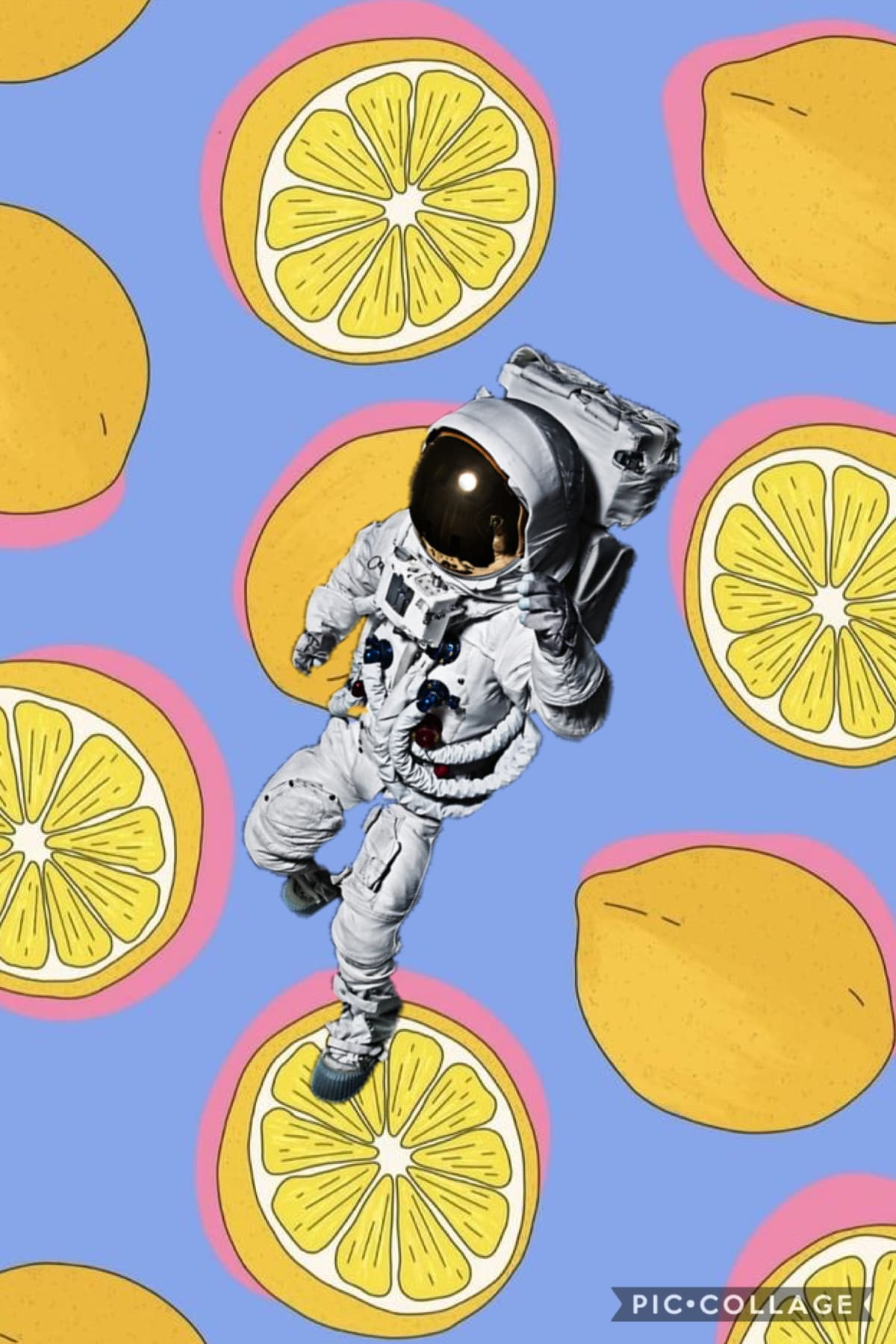 When life gives you lemons, make an astronaut