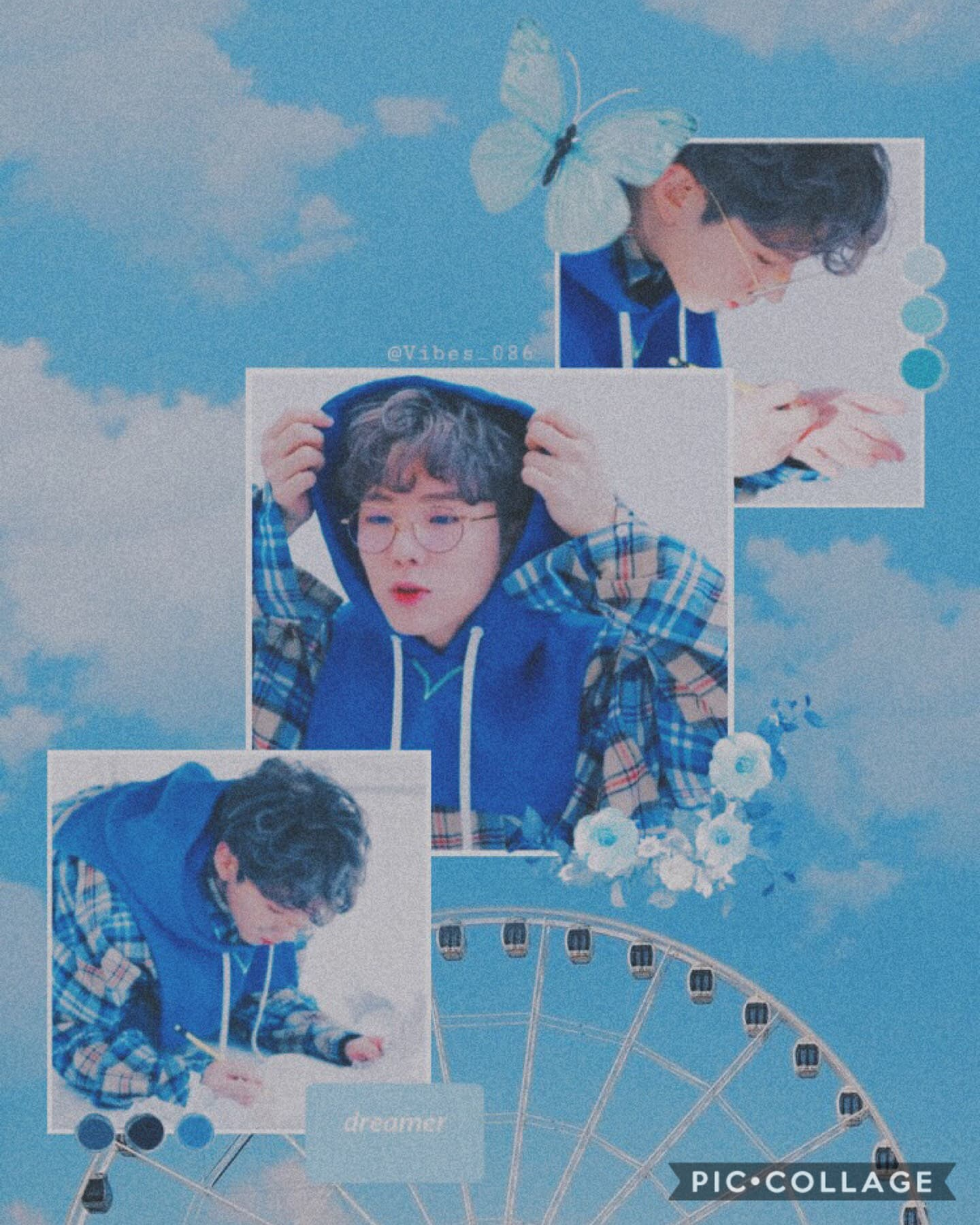 ~☁️~ Hey how is everyone?  Should I do a competition soon or kpop games?  QOTD:Favourite colour?  AOTD: Blue 💙