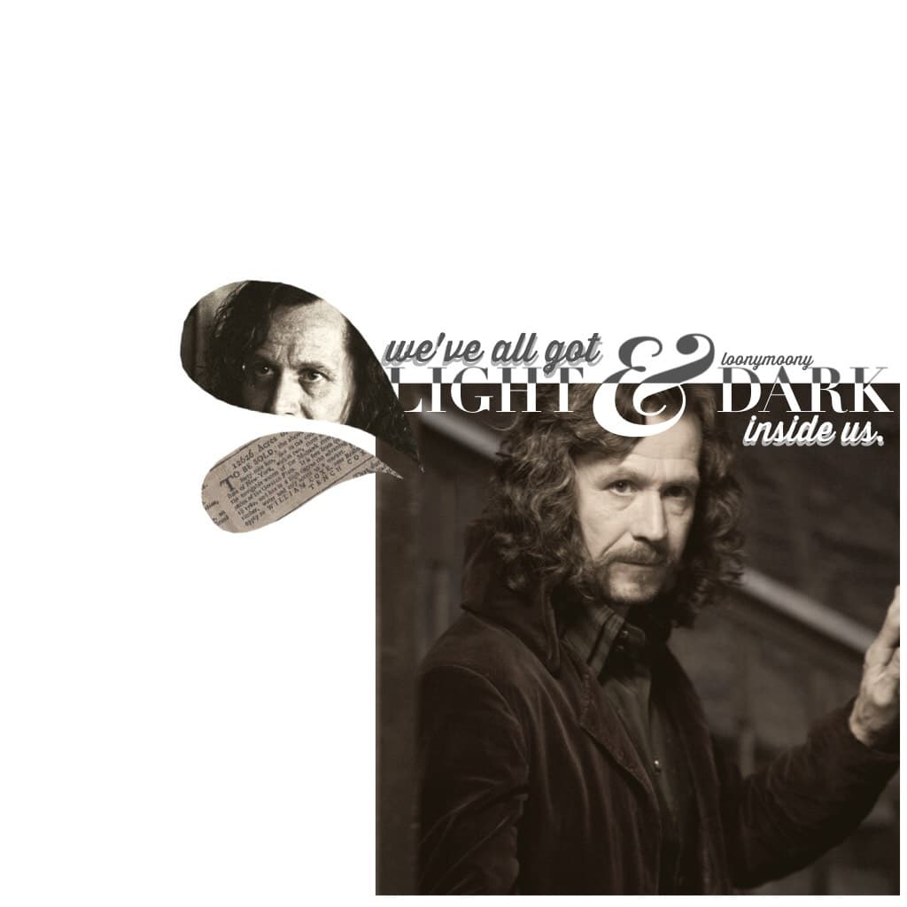 I FORGOT ENTIRELY ABOUT PICCOLLAGE BUT DONT WORRRYYYY ABOUT IT. Here have a sirius black thing that took me ages wow hi