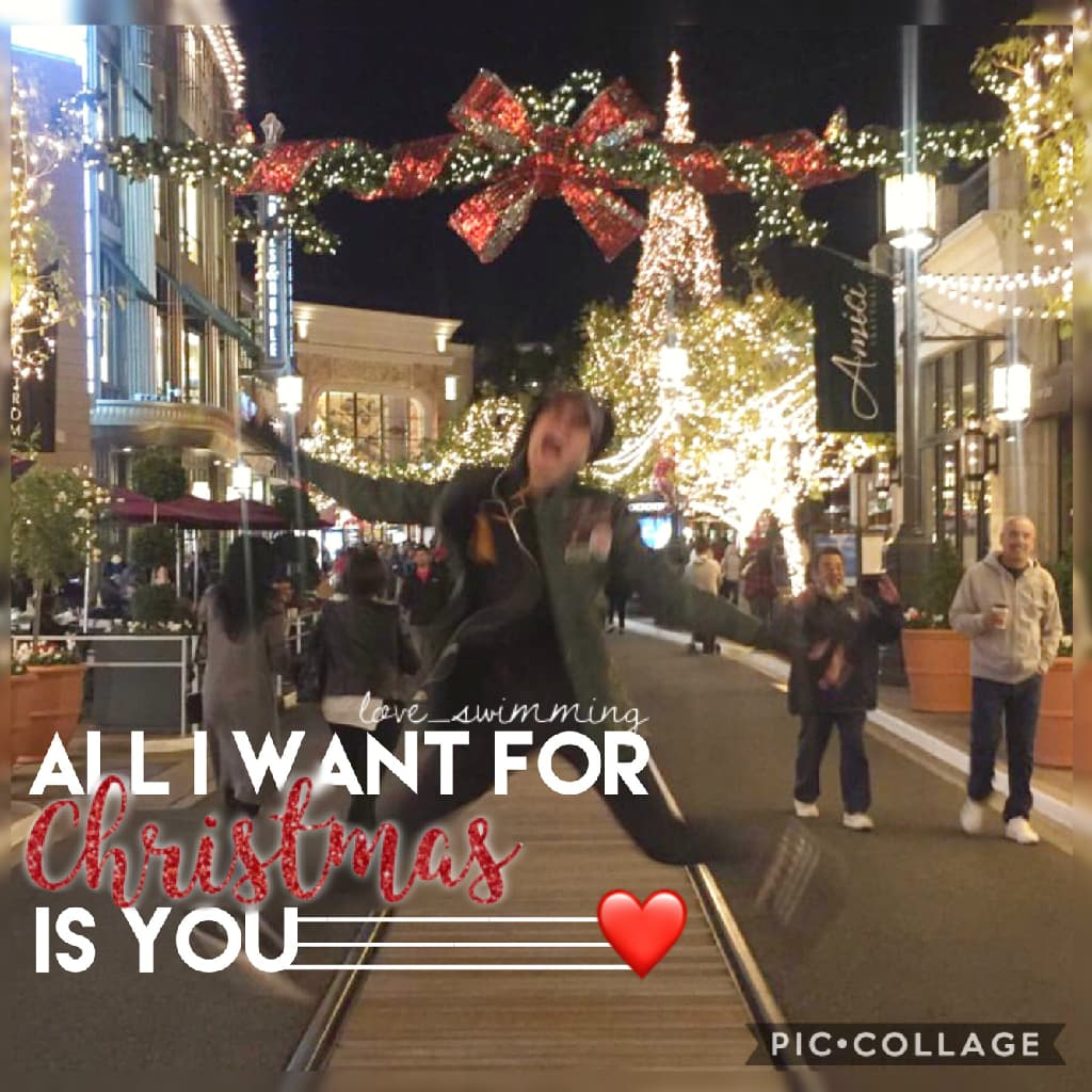 Heyy❤ here's a Christmas edit for you sweetiesss💓🙌🏻