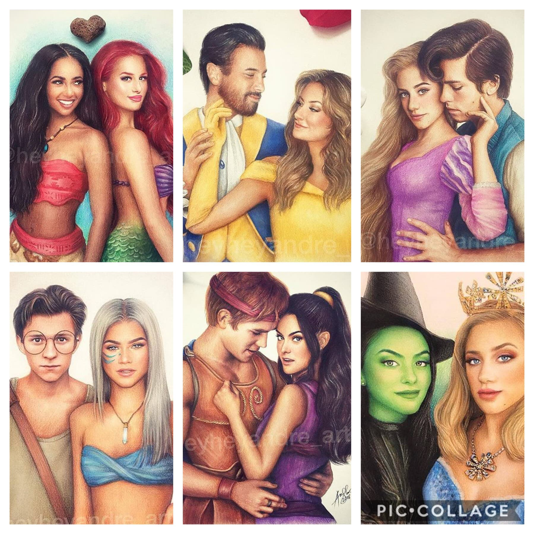 RIVERDALE ABD MARVEL🤓