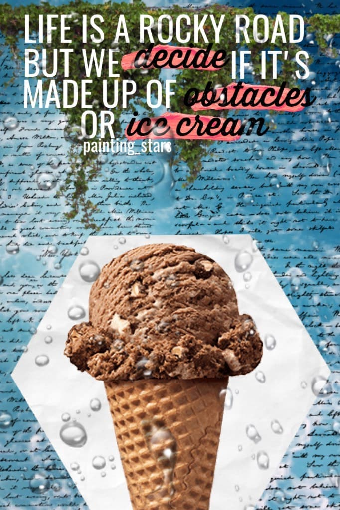 🌽Tap for ice cream🌽 🍦You shoulda stayed with the healthy corn😂🍦 Entry to the flavor games!  💙TO ALL MY TEAMMATES: I accidentally put the ice cream games. It's the flavor games. Go enter your rocky road college on @DREAM1NG's acc!💙