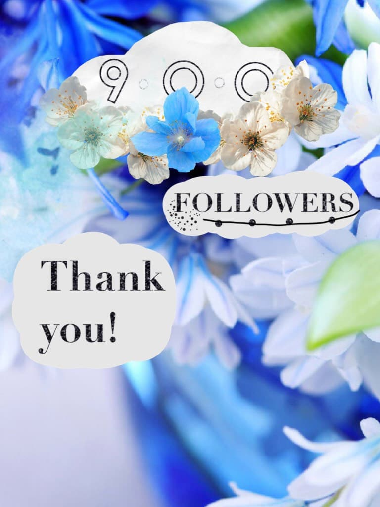 Thank you all SO much! All of you and the support you have been giving me honestly means so much 💚 I can't believe we are only 100 followers away from 1000 followers..... wow! Love you guys!