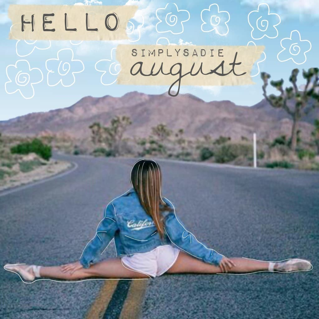 ☀️Tap Here!☀️  It's August! Anyone have an August birthday?  QOTD: When do you start school? AOTD: August 7😔 it's so soon!