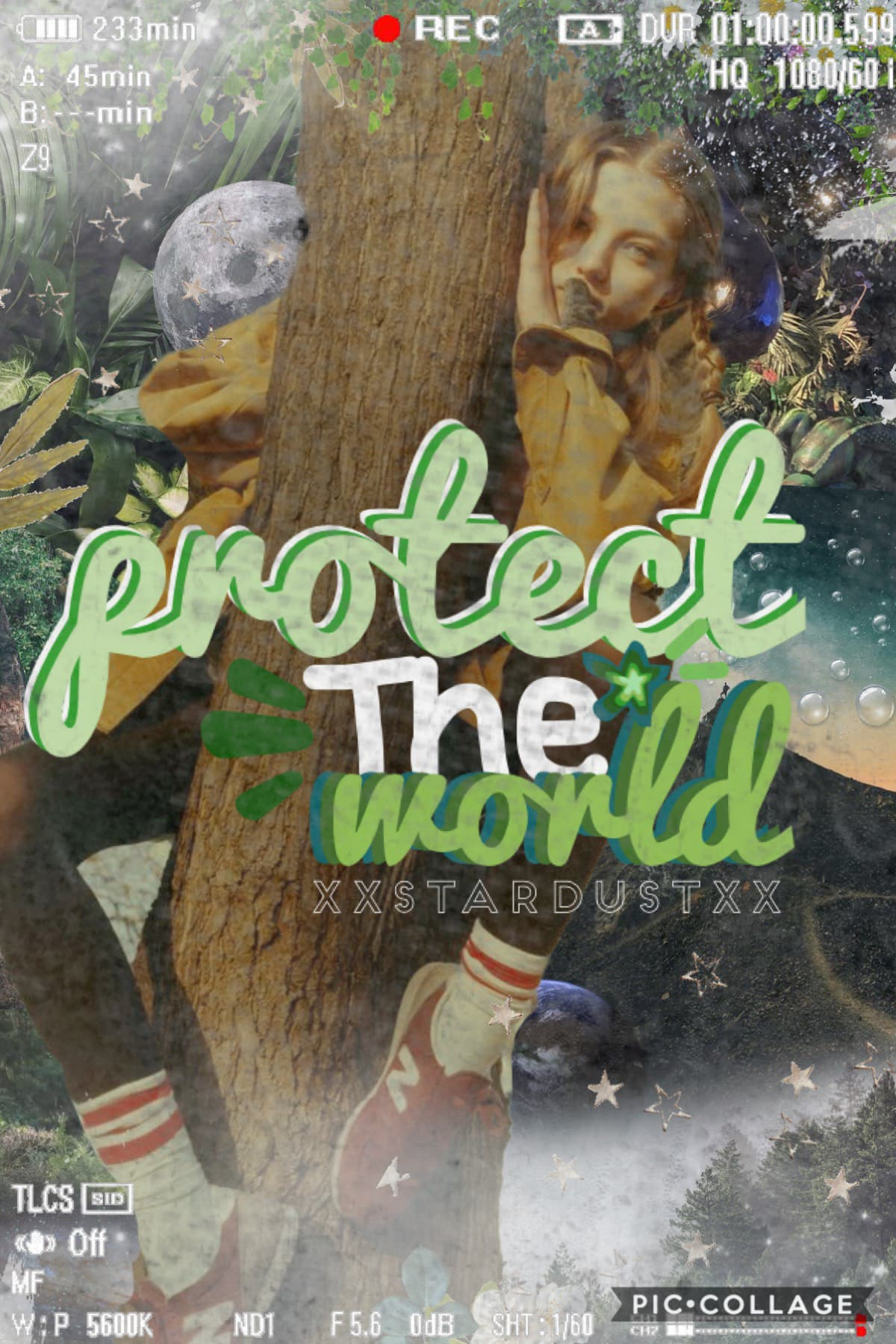 Tap Sort of inspired by positive vibes I found the pick and tried something different a saw she had a post with the same pick.  #protecttheworld