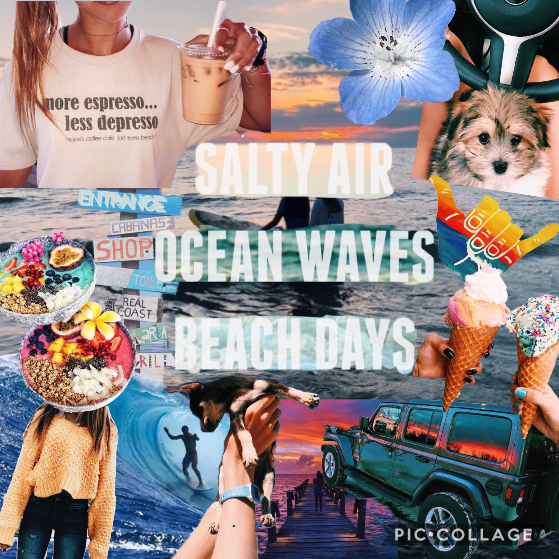 Collage by caliwaves