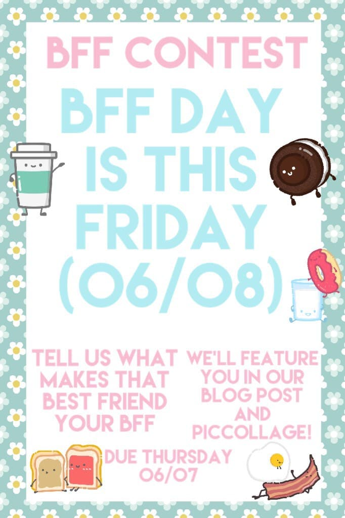 BFF contest