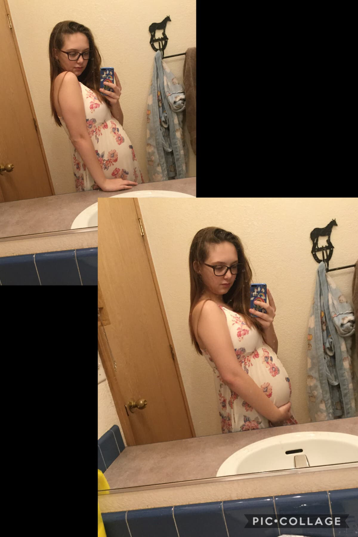 Baby belly ❤️❤️