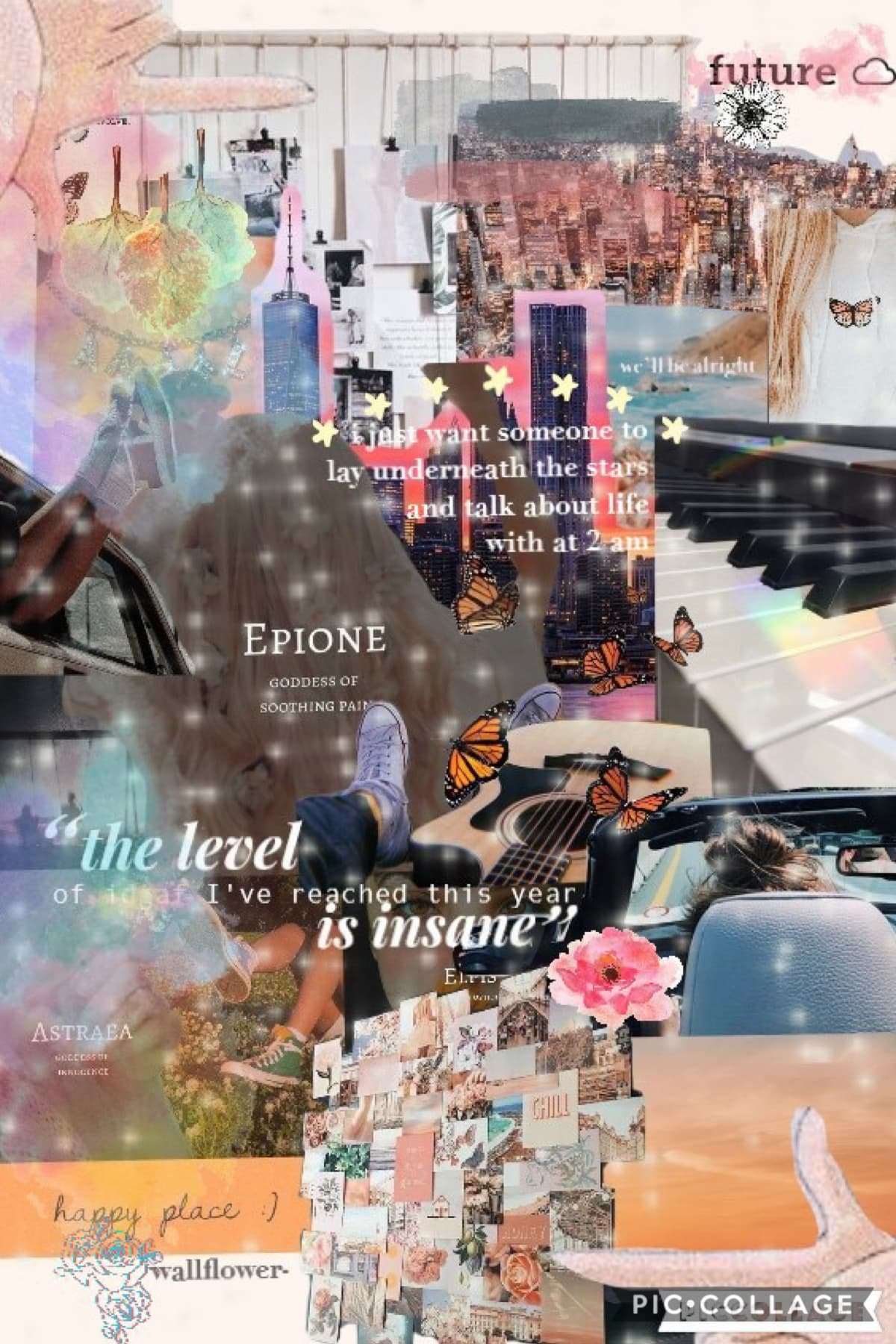 Collage by wallflower-