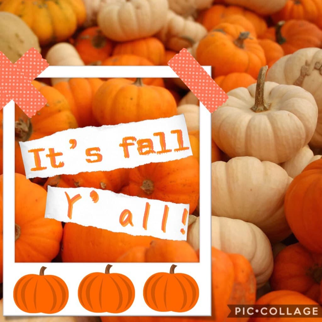 🎃💕Happy fall everyone!!💕🎃