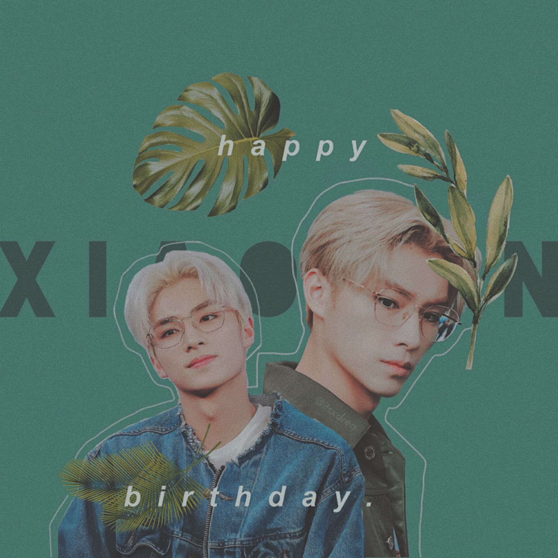 🌿 • xiaojun // wayv; nct • | inspo: whi | HAPPY BIRTHDAY BB. YOU WORKED SO HARD TO GET WHERE U ARE TODAY AND YOUVE ACCOMPLISHED IT. IM SO PROUD OF YOU 💚don't wanna sound like thAt person, but ya girl's one year older—