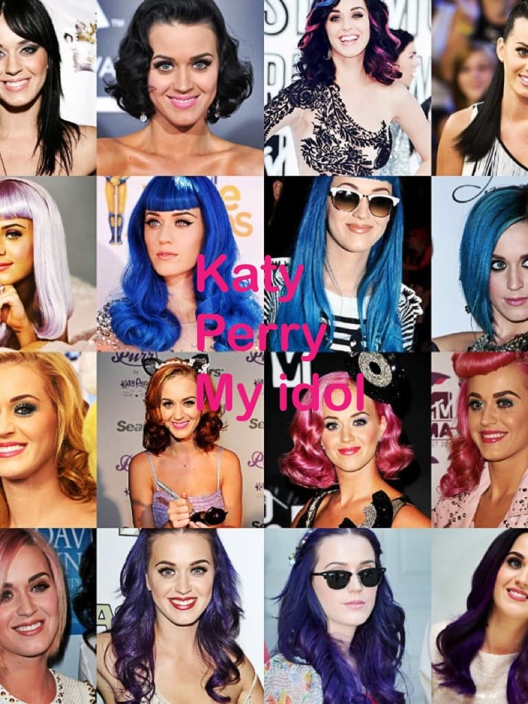 Collage by KatyPerryFan101