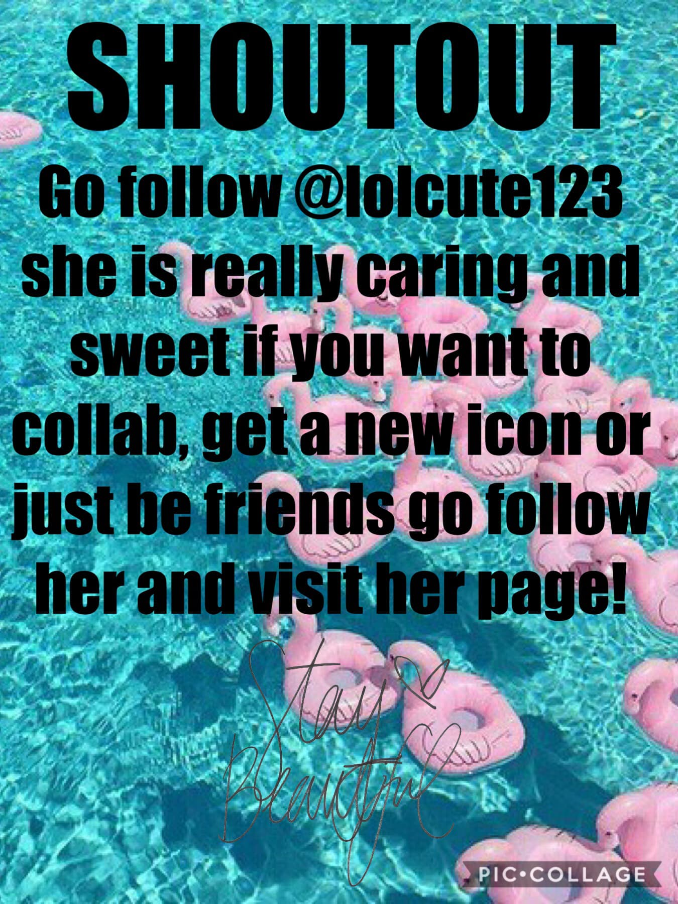 GO FOLLOW HER (tap)  Omg guys....RECENT ON MY MAIN go check it out please