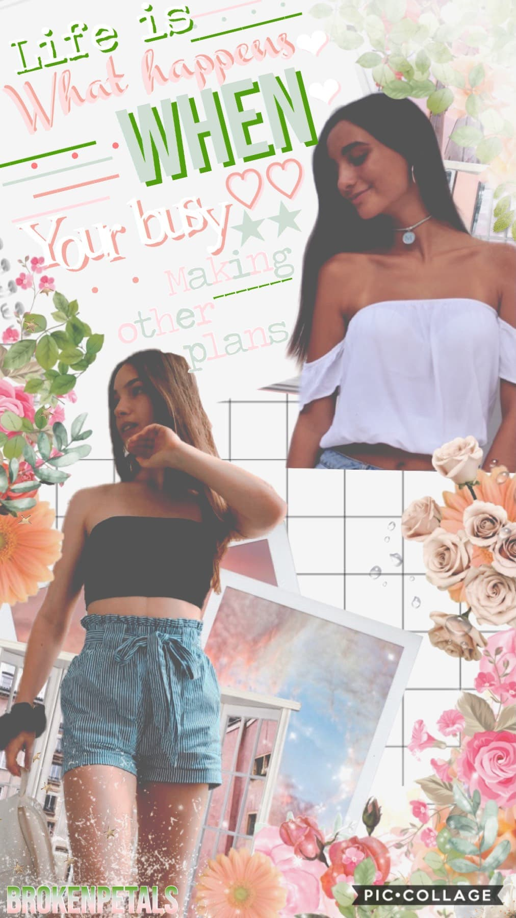 Tap So I tried to do meandmeonly's style..... buuuuut.... it looks terrible. I mean I tried. It took me literally 2 hours to make. Normally my edits take 30-45 minutes. Qotd: how long does it take you to do your edits Aotd: ^^^^            | | | |