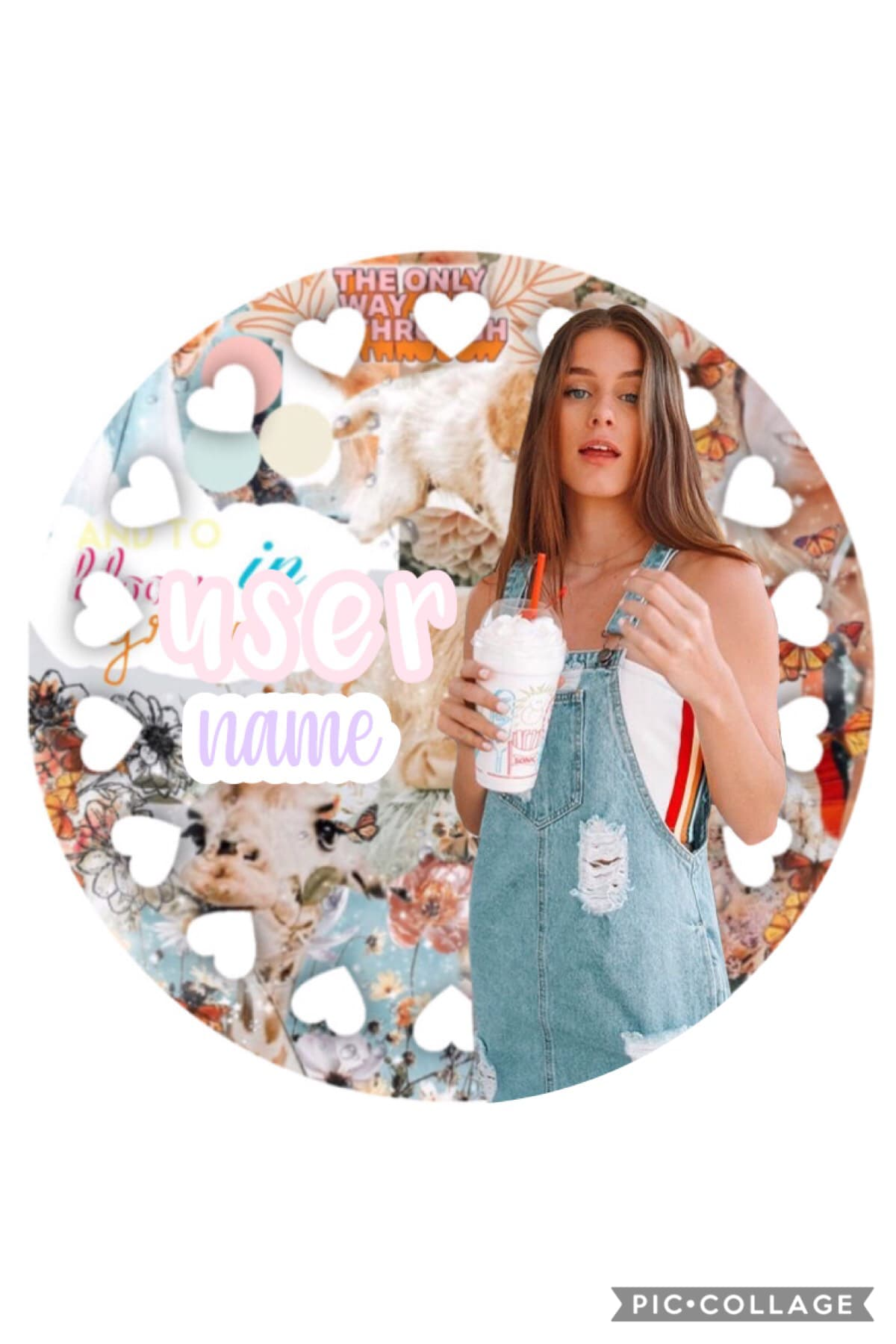 tap  🦋 hello gorgeous creations of god! if you like this icon feel free to tell me to put you username on it 🦋