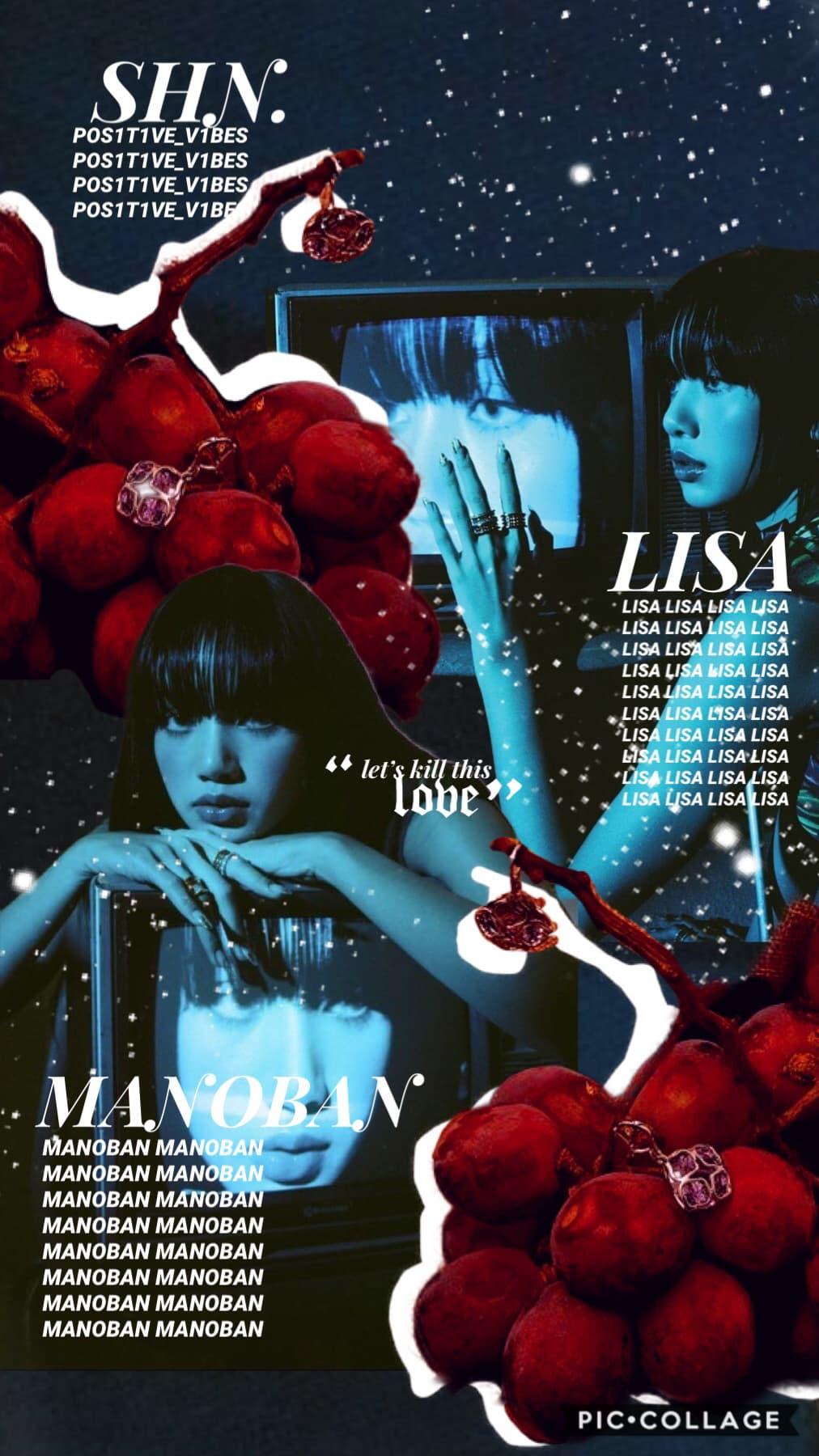 """🥀it's 1 AM so I should be asleep but I guess not :))🥀a simple college for a simple day (っ ᐛ )っ 🥀lisa w black hair is just wOW she rlly came for my wig🥀i've started watching """"itaewon class"""" so far it's pretty chill🥀 #PCONLY throwback to that  time when  I"""