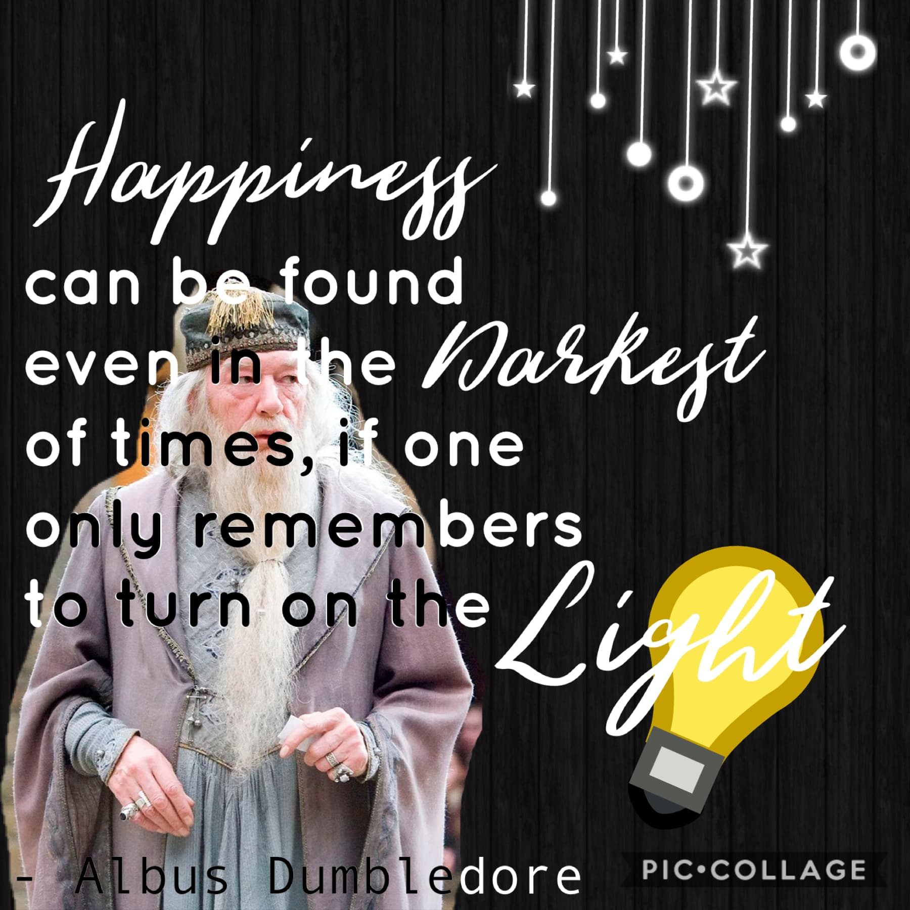 Love this Quote #HarryPotter💡