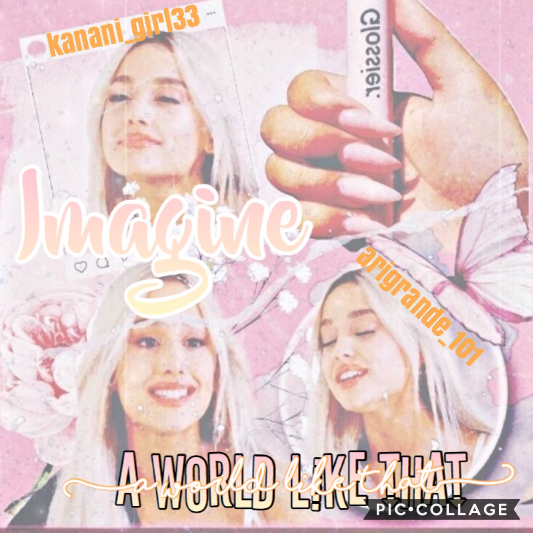 💕Tap tippity tap💕 ☆January 8, 2020☆  Collab with... Arigrande_101!! 💕 You guys really need to check out her amazing account!! Qotd: what is your favorite throw back songs?? Remix them- best list wins a quote pack!! ♥️🎶🎵