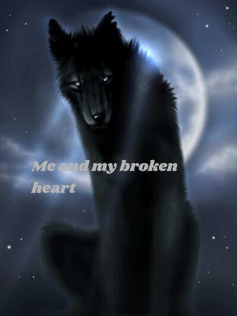 Me and my broken heart