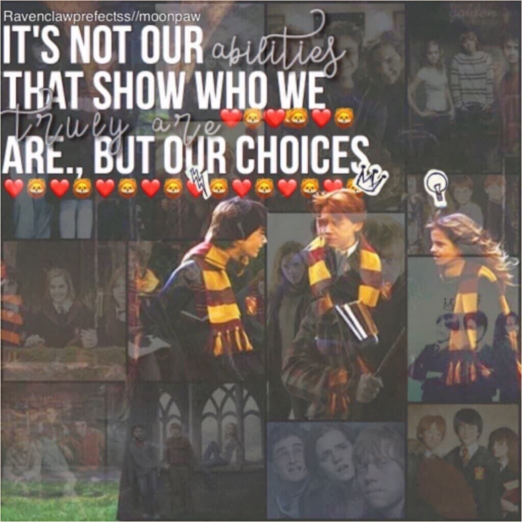 Collab with the amazing... Ravenclawprefectss FOLLOW  ^ FOR FANTASTIC HARRY POTTER EDITS!!
