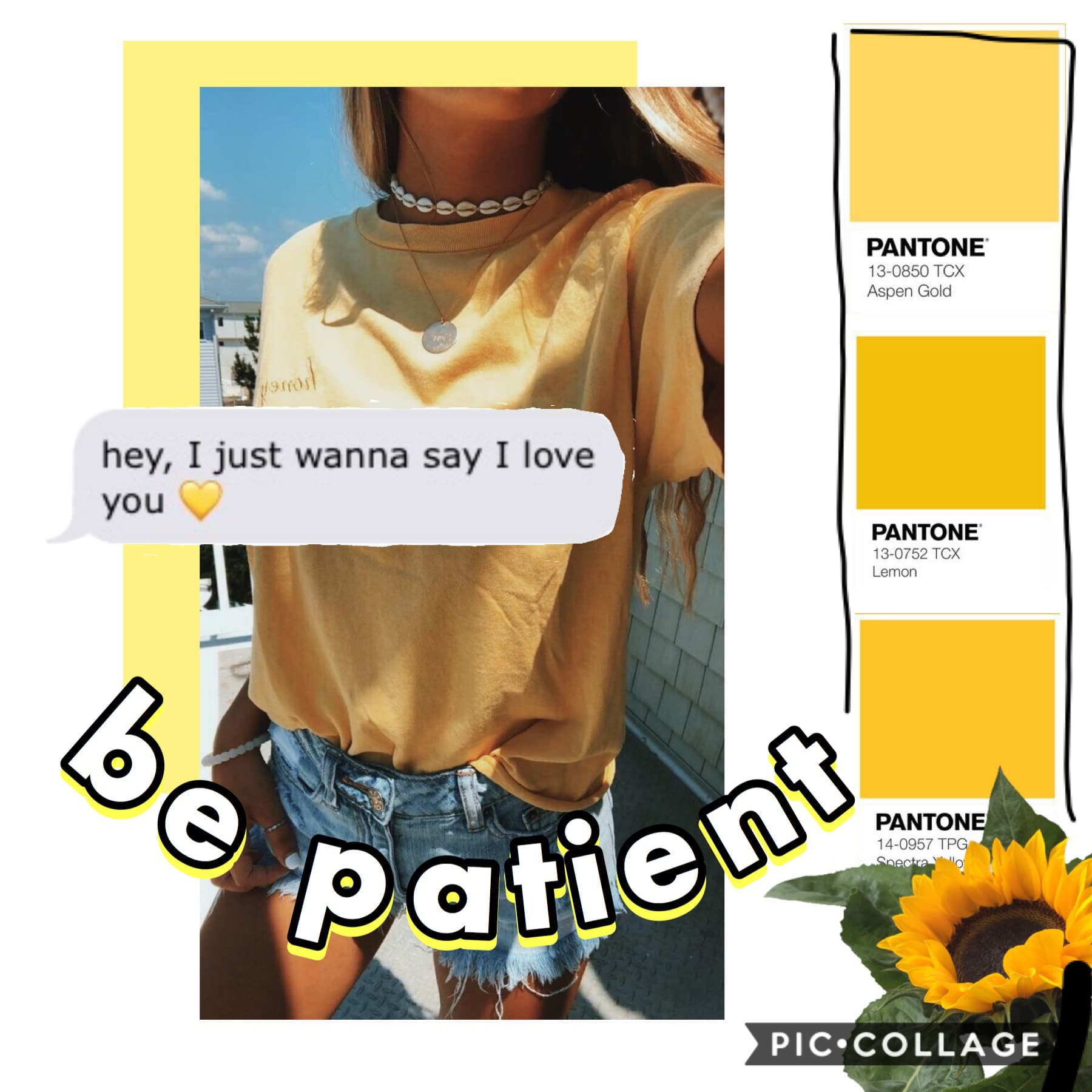 🌙click🌙 new kinda edit. if u can't tell already I'm doing a yellow aesthetic/theme. hope you like it 💛