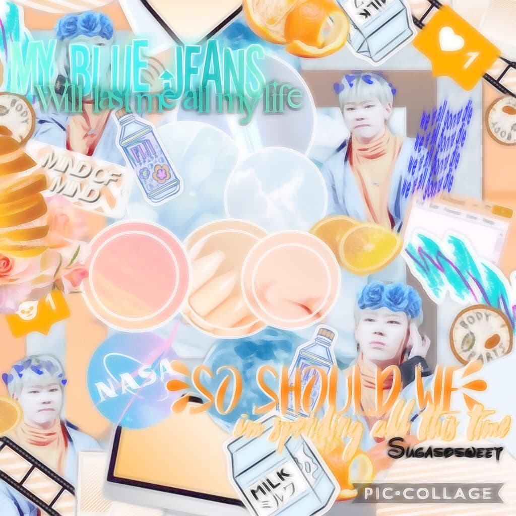 💙🧡-Tap!!-🧡💙 INACTIVE AGAIN OGMTJSUS WHY AM I ALWAYS INACTIVE?CUZ OF SCHOOOLL but now it's ending soon so I'll get back up.Enjoy this edit!💕💕💖