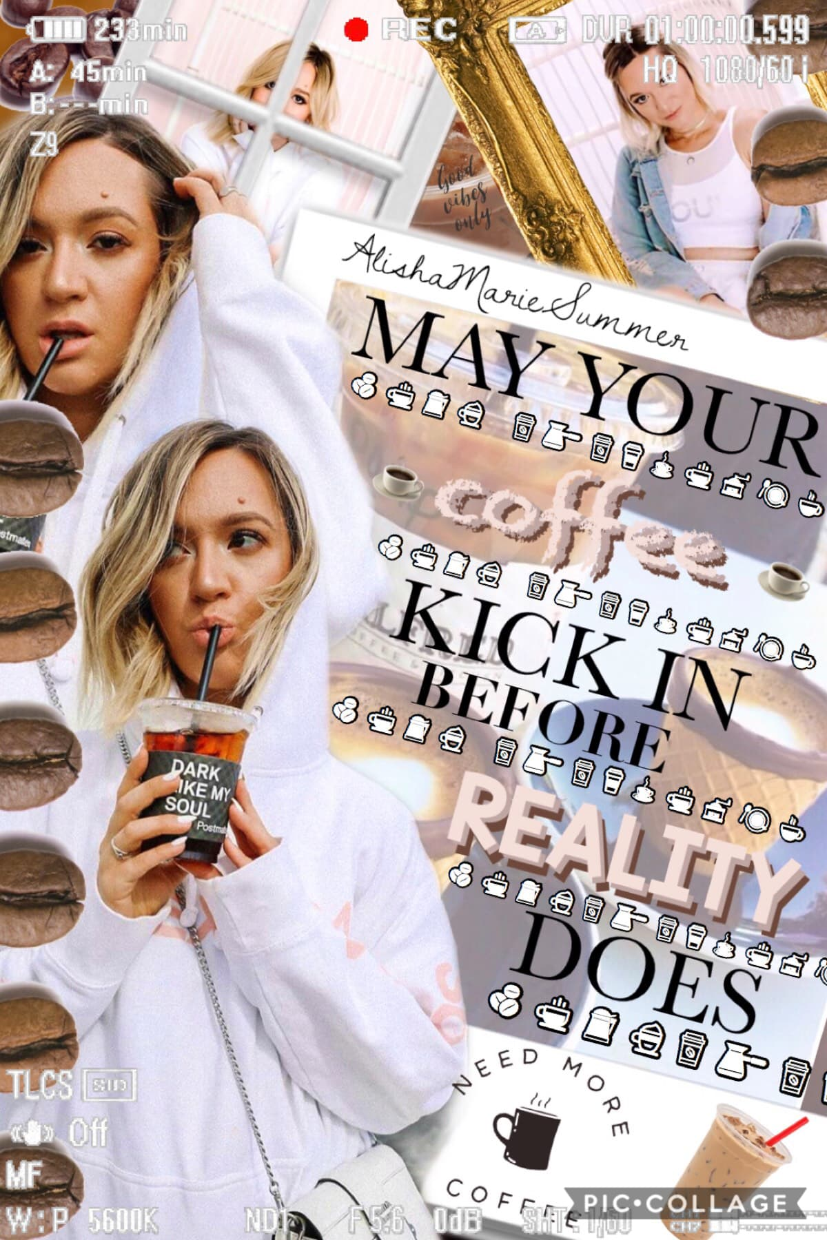 ☕️TaP☕️  I can't thank y'all enough for supporting me and everything I do. I guess my last qotd would have been better for this one 🤦🏼‍♀️😂  QOTD: Glee or Pretty Little Liars?  AOTD: Pretty Little Liars