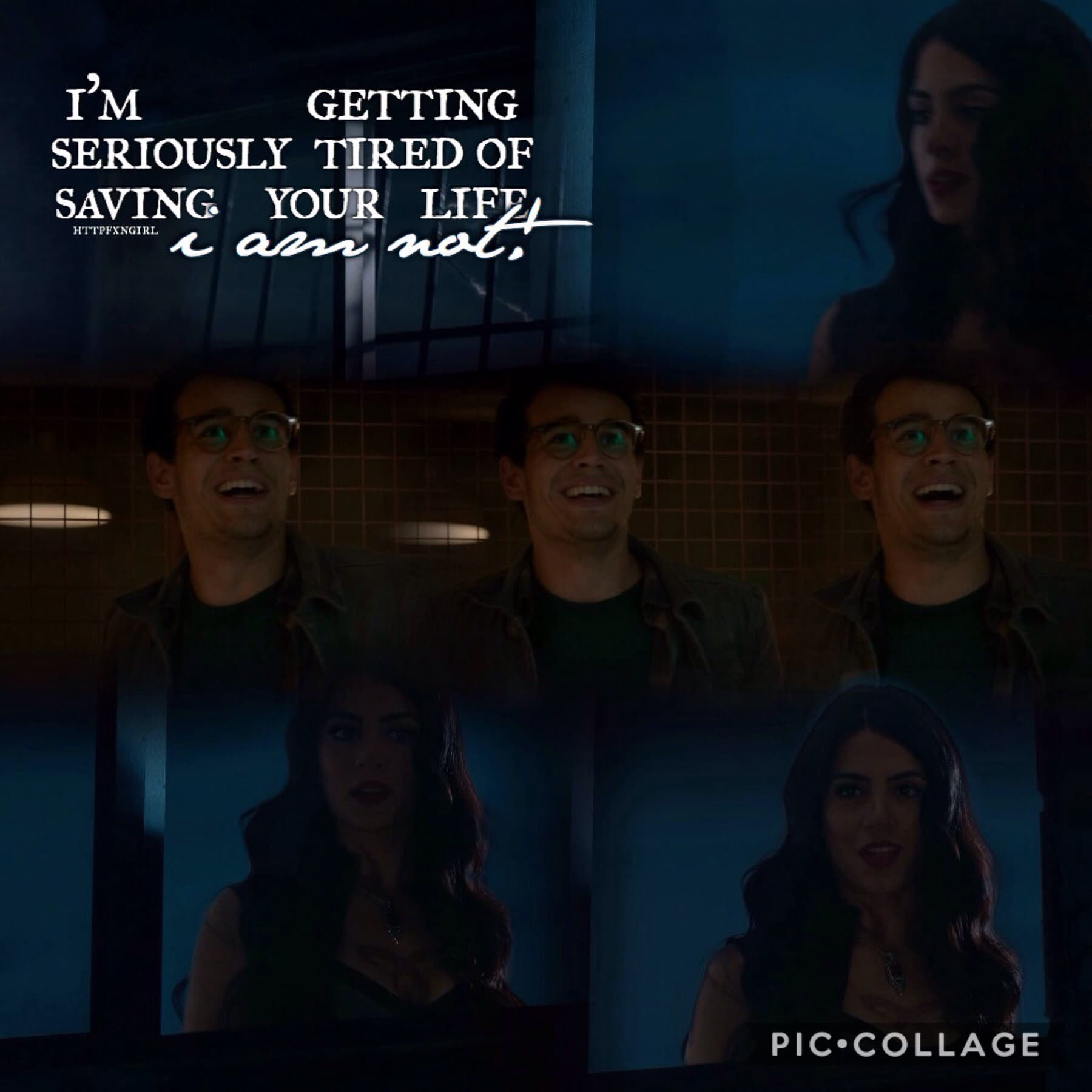 season 1 episode 5 — moo shu to go ➰ i hate this edit so much ewwwww 😭 but there are some waaaay better edits coming for the next few episodes 😉 q// simon before or after he became a vampire? a// i actually really loved nerdy human simon haha 😂