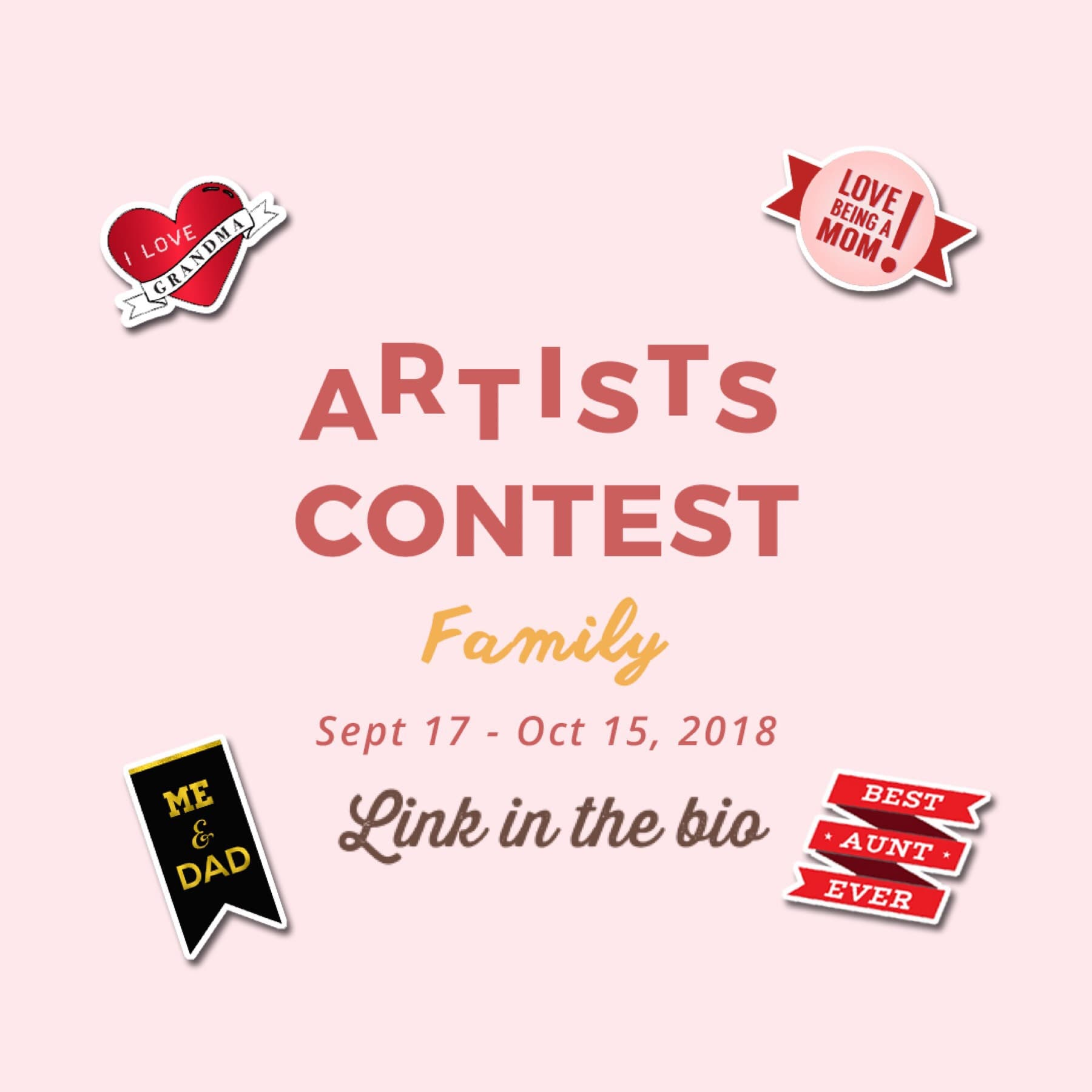 Artists' Contest: Family