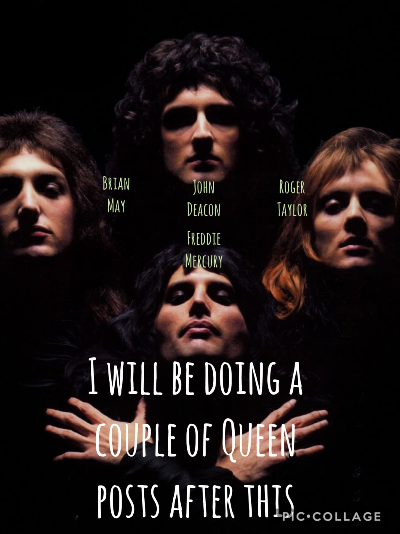 Who else loves queen! Comment if you have seen the movie Bohemian Rapsody