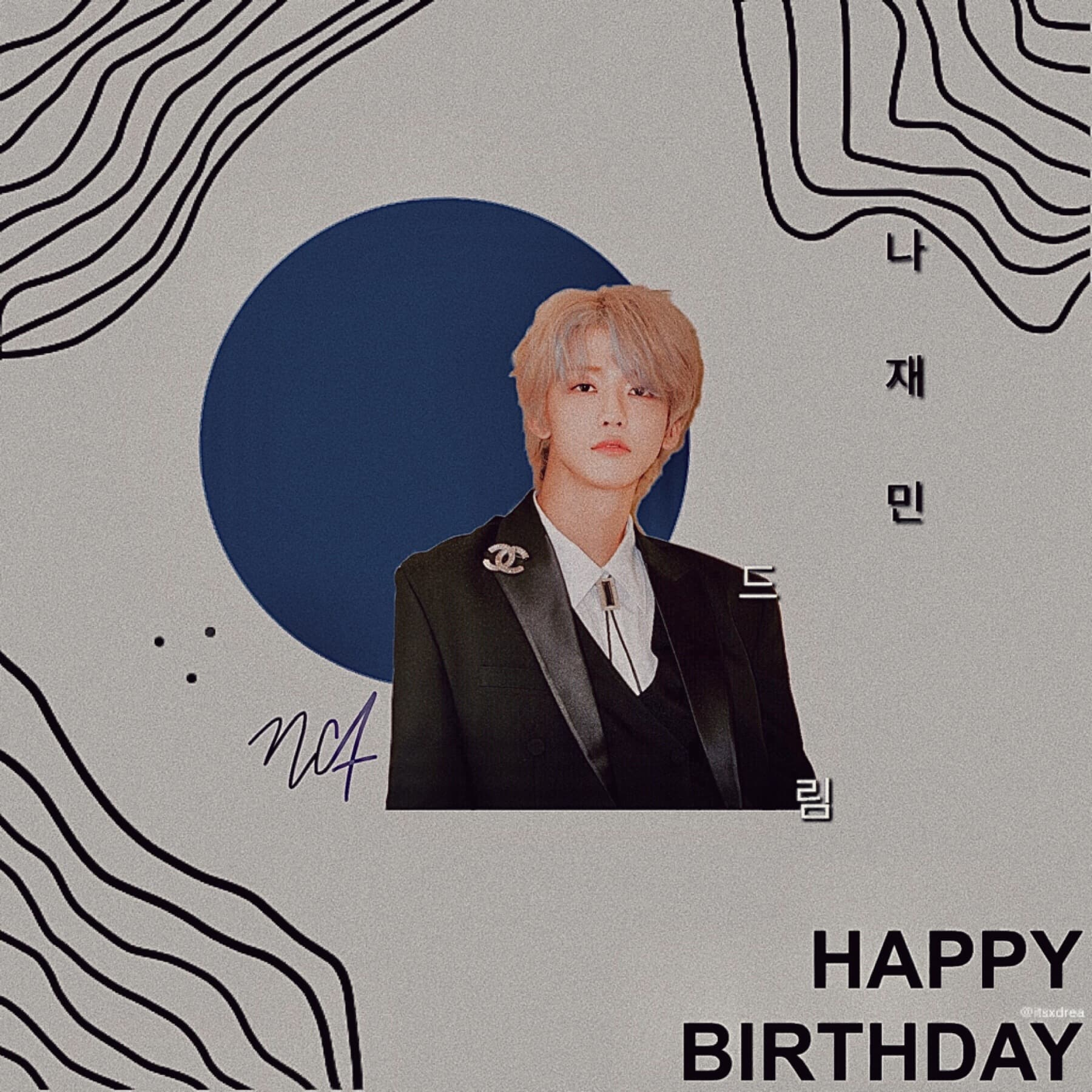 🌫 • na jaemin // nct • | inspo: @leegraphics on whi | HAPPY BIRTHDAYYY BB💚 WE'LL NEVER TAKE YOUR LOVE FOR NCTZENS FOR GRANTED!! I CANT BELIEVE YOURE 20 🤧i'm not very happy w the way this turned out 😖 but it's his bday so i had to do smth