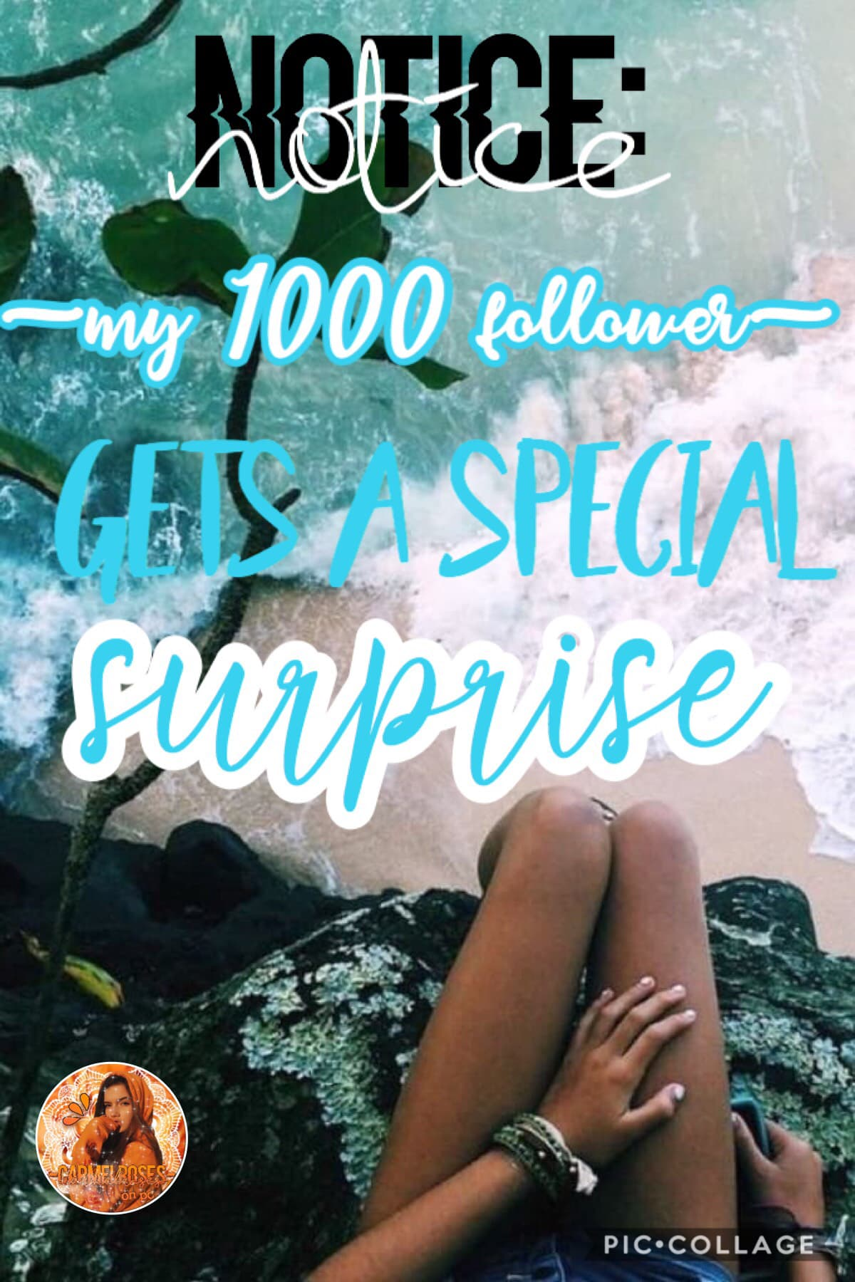 TAPPY WE HIT 1k!!!! Special thanks to -sweetenerstreet- Love y'all my roses