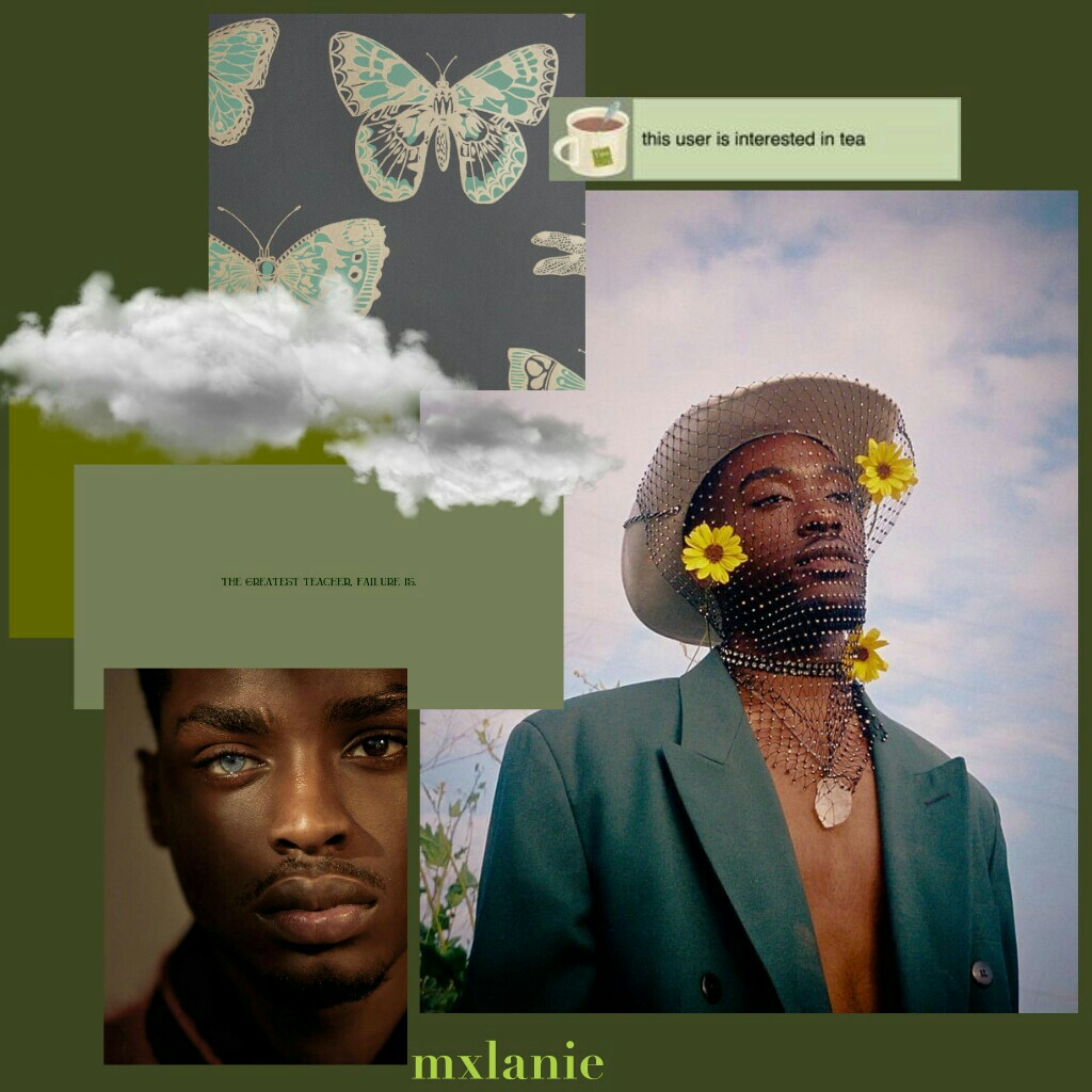 🌿🌻live & learn🌻 🌿 hey this is a olive green collage💚💚i think the men in this are so gorgeous in this. been focusing on school lately and I'll hopefully he posting on the rest of the weekend!😌 i love you rad ppl💛💛
