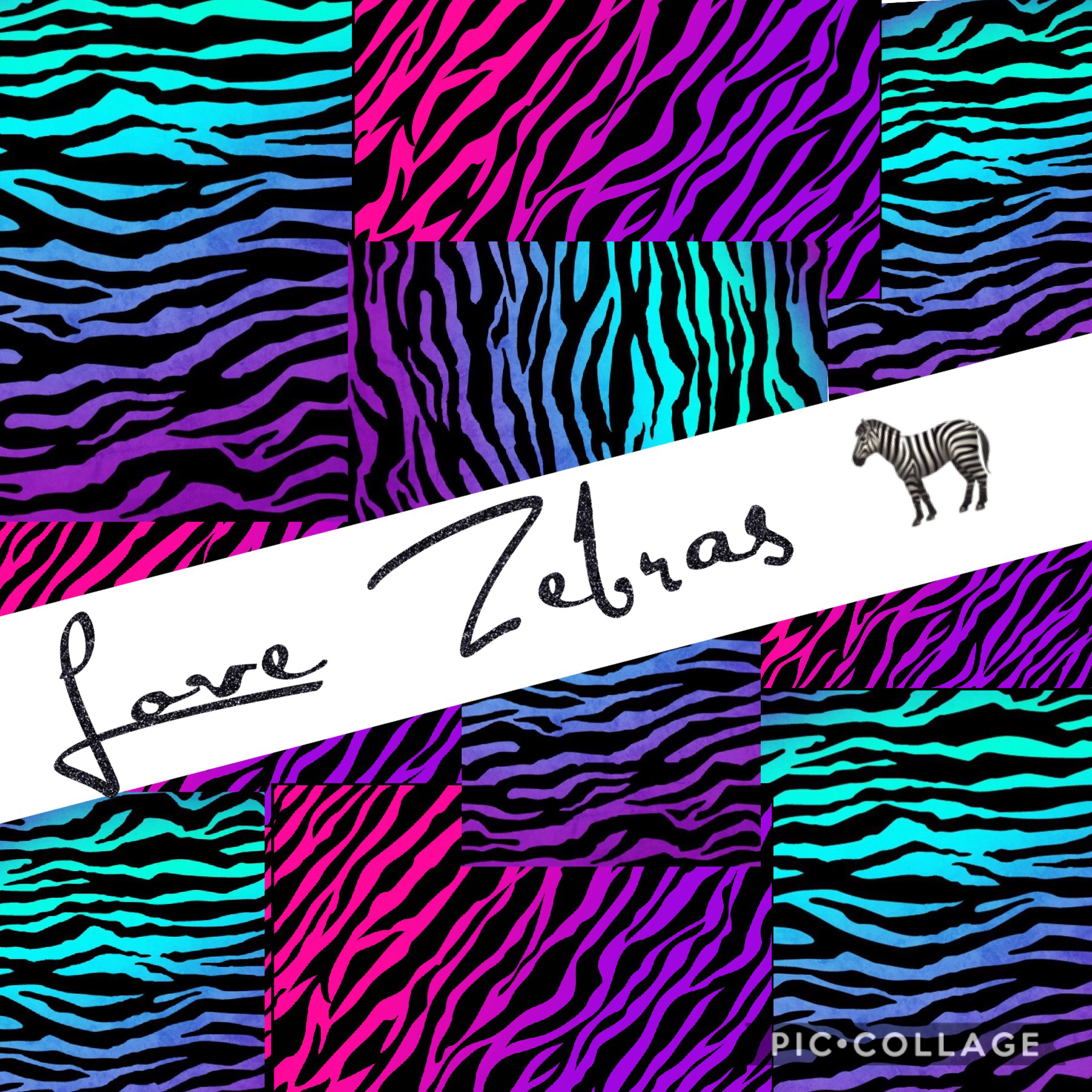 Inspired by Zebras 🦓